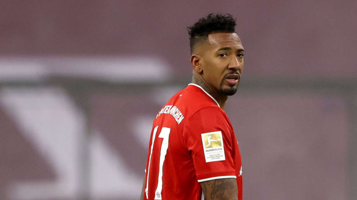 Jérôme Boateng (Alexander Hassenstein/Getty Images)