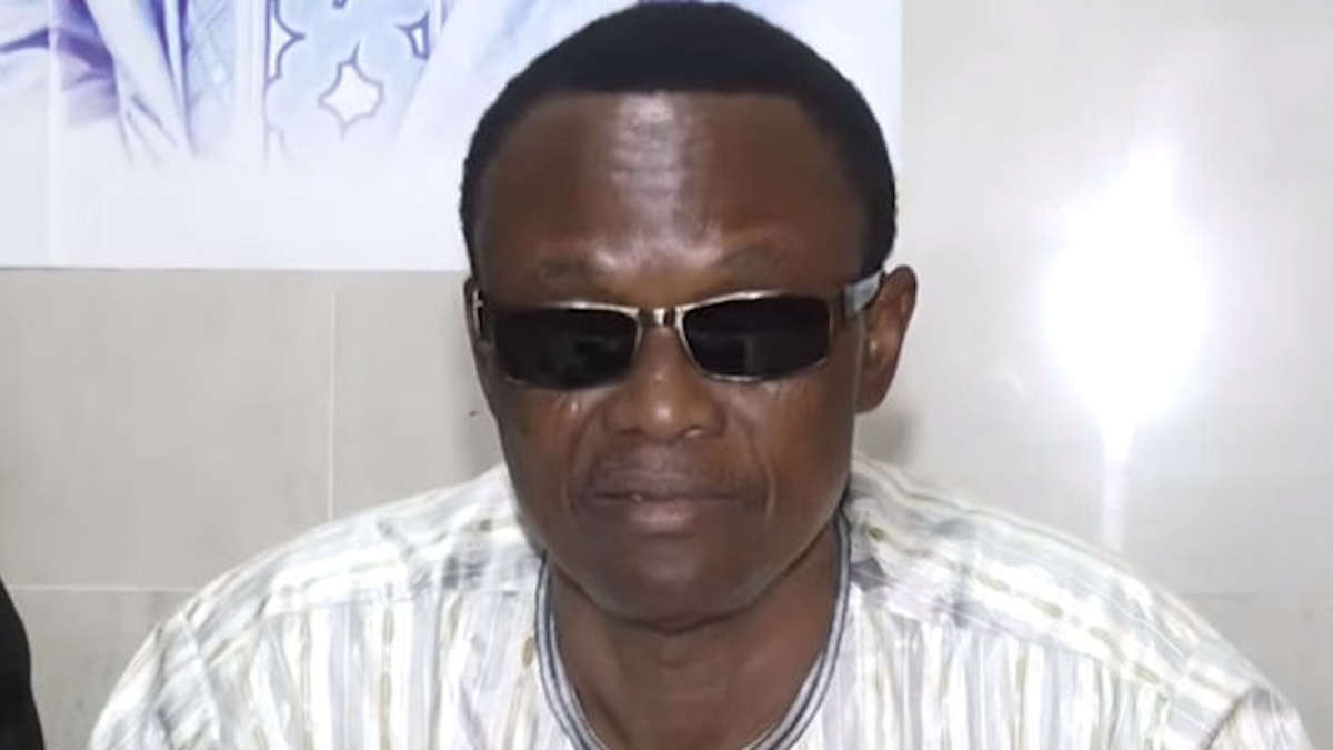 Bénin : « Tous les pouvoirs du monde cherchent à contrôler la justice » dixit Sacca Fikara