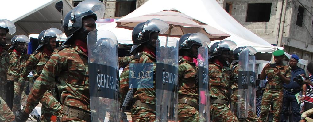 Gendarmerie au Bénin : Alexis Azoua et 5 autres promus chefs d'escadron