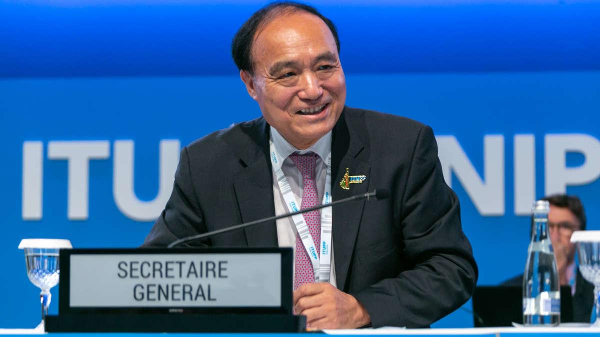 Bénin : fin de visite officielle de Houlin Zhao