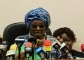 Une ministre du Gabon rend hommage à la Béninoise Rosine Soglo, à Libreville