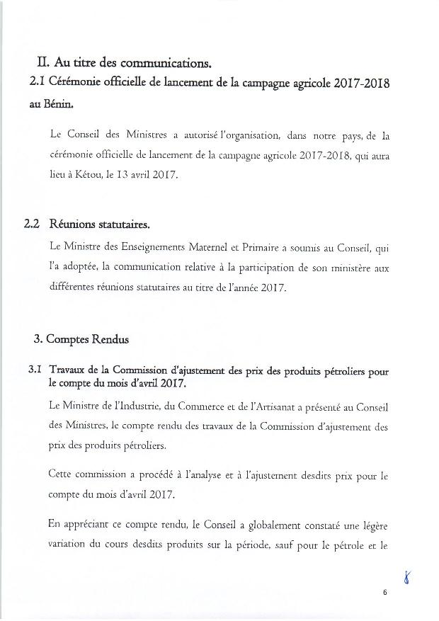 conseil 6avril page 006 - nominations constitution