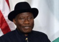 Goodluck Jonathan (Photo Jewel Samad, AFP)