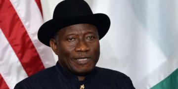 Goodluck Jonathan (Photo Jewel Samad, AFP)
