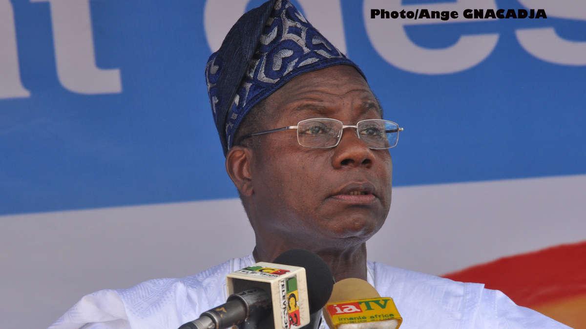 Bénin: Le SG du syndicat des administrateurs et assimilés chez Adrien Houngbédji