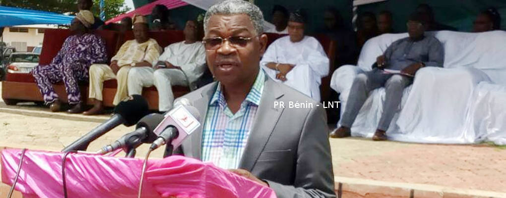 Bénin: La campagne cotonnière 2016-2017 a été financée par les transporteurs selon Hasan Baboni