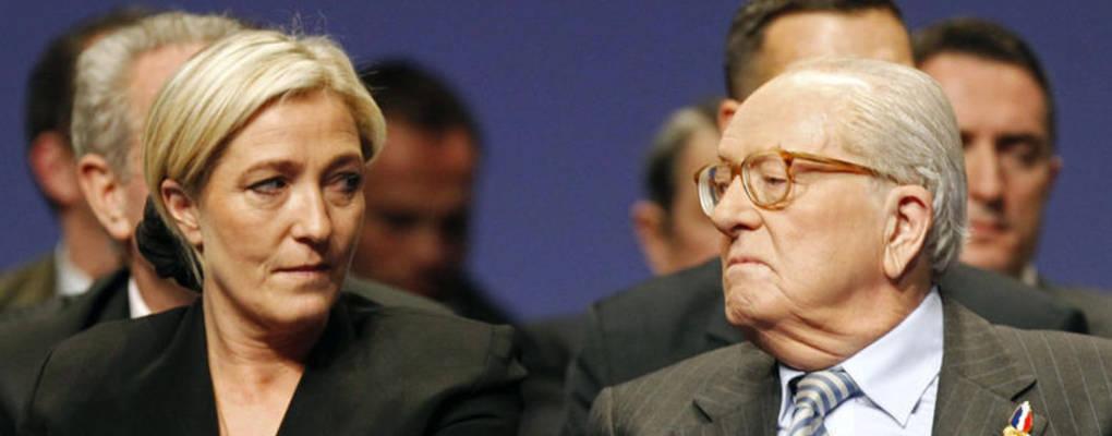 France:  après le débat, Jean-Marie Le Pen lance une pique à sa fille (et son entourage)