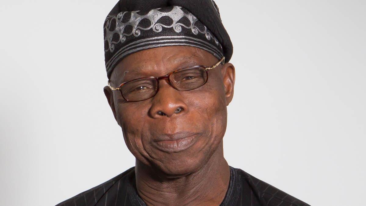 Olusegun Obasanjo (Photo Dr)