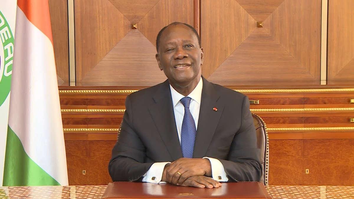 Menace de déstabilisation de la Côte d'Ivoire: Ouattara parle de preuves contre des pro-Gbagbo