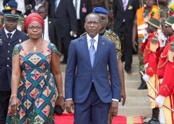 Ph : Présidence Bénin