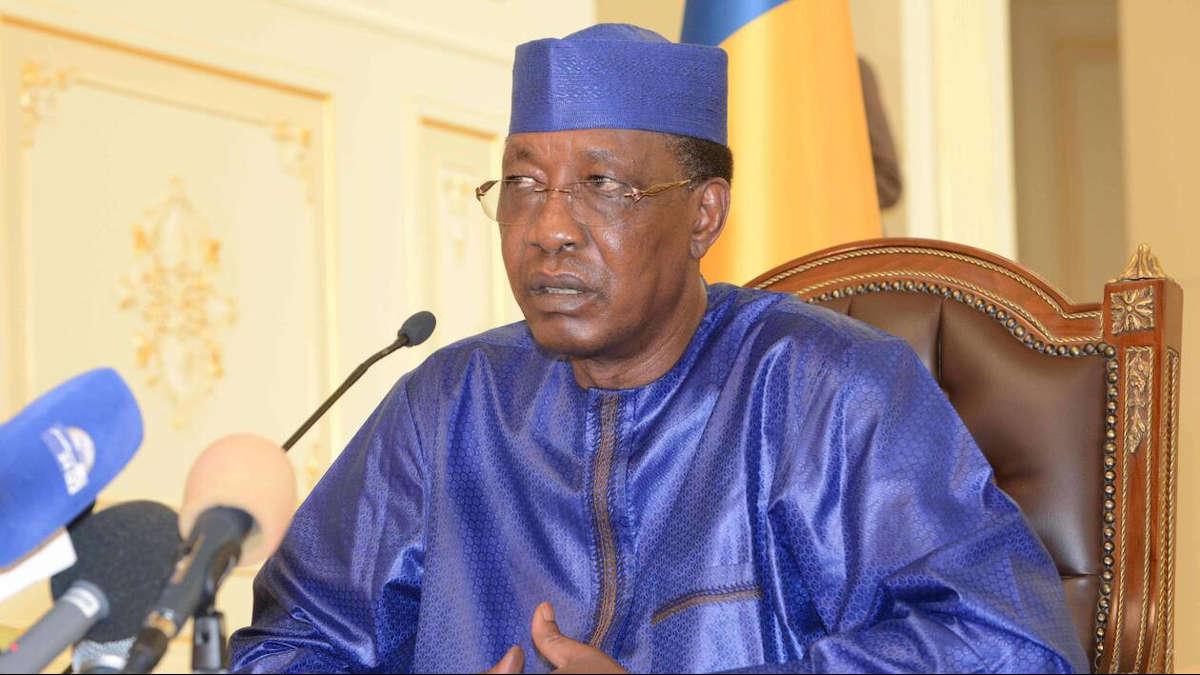 Idriss Déby sur RFI : le soutien à Boko Haram se fait par la Libye