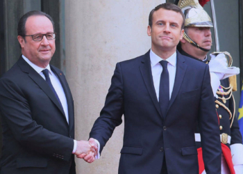 Hollande - Macron (Photo : Sipa)