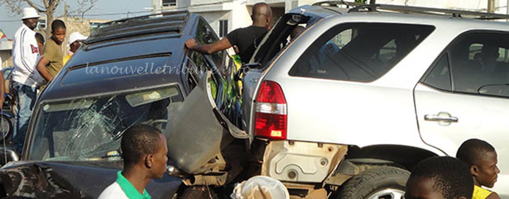 Bénin : Plus de 60 accidents enregistrés à Cotonou et environs la semaine écoulée