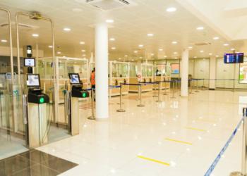 Aéroport de cotonou (Photo Présidence)