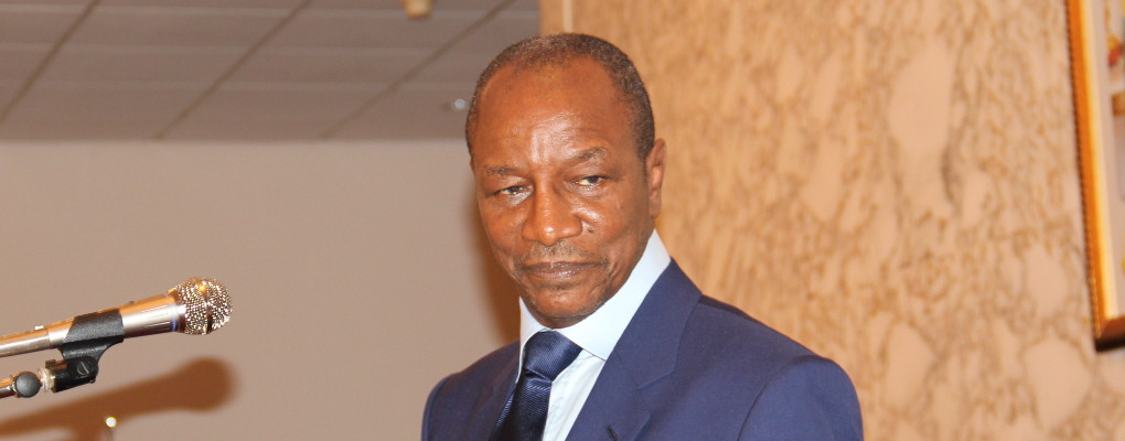 50% des diplômes guinéens sont faux : la déclaration-choc d'Alpha Condé
