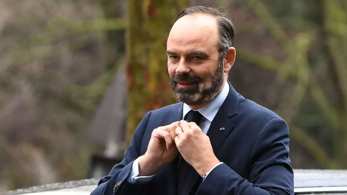 Edouard Philippe (Photo : Alain Jocard, AFP)
