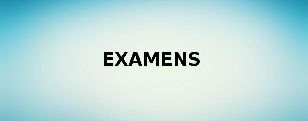 Bénin – Examens de fin d'année : Les dates de composition déjà fixées