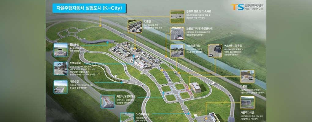 Tech – Corée: Construction d'une ville-laboratoire pour voitures autonomes