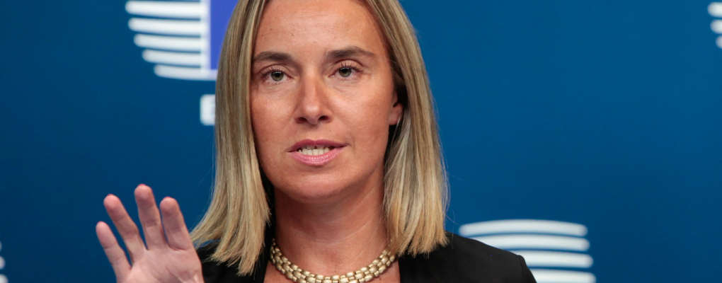 Journée internationale contre l'homophobie: Le message de Mme Mogherini (UE)