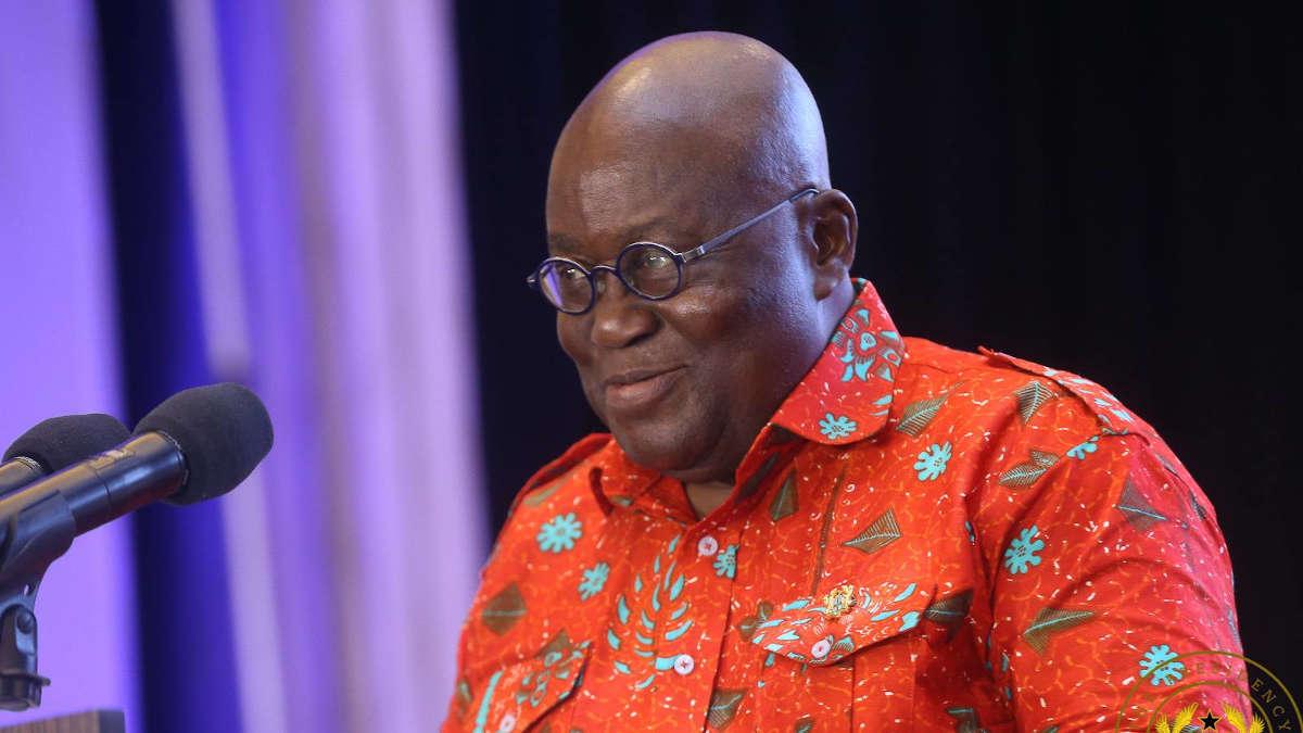 """Nana Akufo-Addo: """"C'est le manque d'opportunités qui pousse les gens à partir"""""""