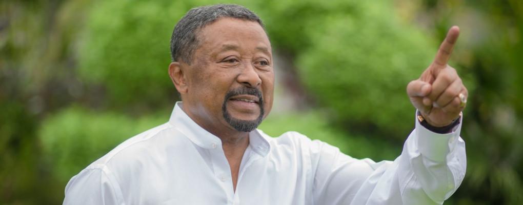 Avec l'élection de Macron : Jean Ping se voit déjà à la présidence du Gabon