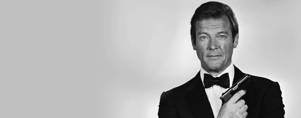 """Suisse: décès de Roger Moore, l'un des """"James Bond"""" les plus emblématiques"""