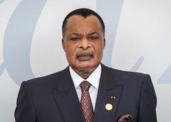 Denis Sassou Nguesso (Photo de Yasuyoshi Chiba - AFP)