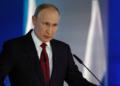 Poutine désigné homme le plus sexy en Russie (sondage)