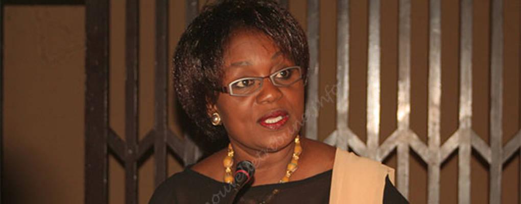 Célestine Zanou parle du livre ''La destitution des maires au Bénin''