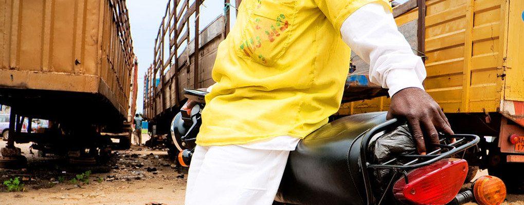 Activité de transport par Taxi-moto: Un métier à haut risque