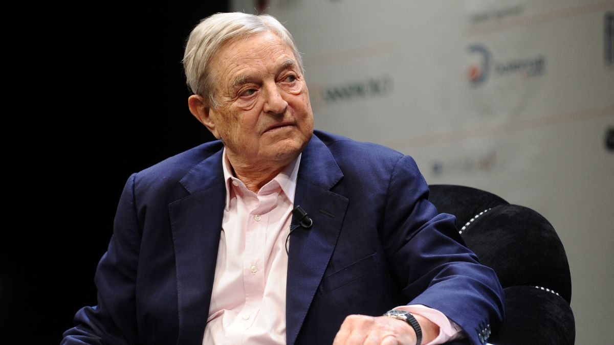 George Soros - Photo DR
