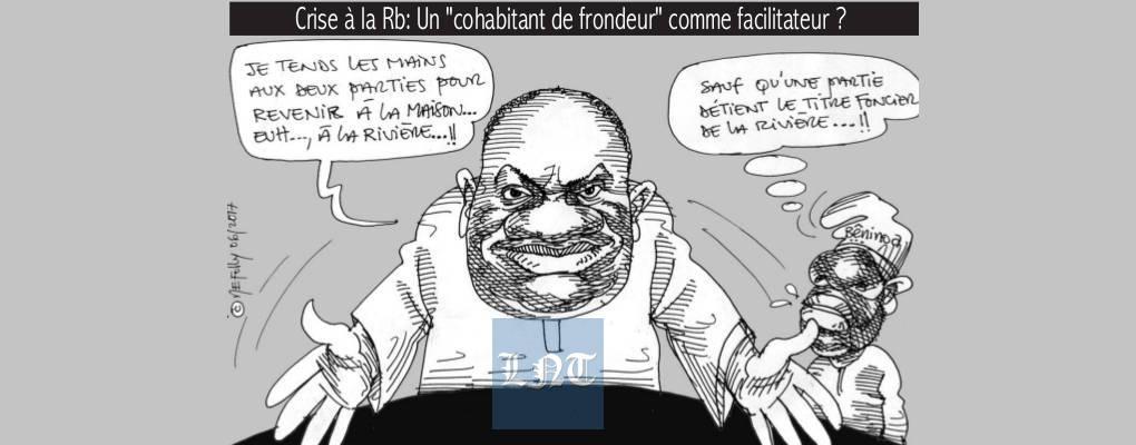 Renaissance du Bénin : Abraham Zinzindohoué dans une posture de rassembleur