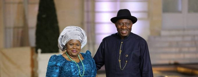 Goodluck & Patience Jonathan