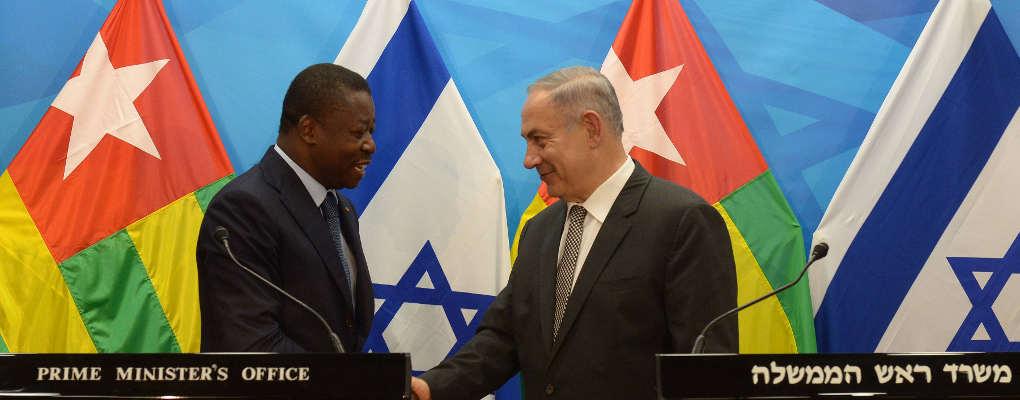 Sommet de la CEDEAO: Incident entre Faure Gnassingbé et Netanyahu
