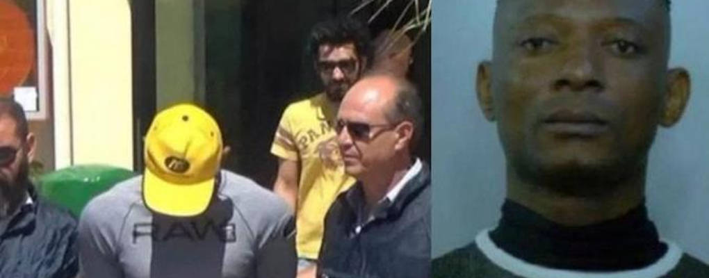 """Italie : """"Rambo le Nigérian"""" accusé de violer et tuer des migrants africains arrêté"""