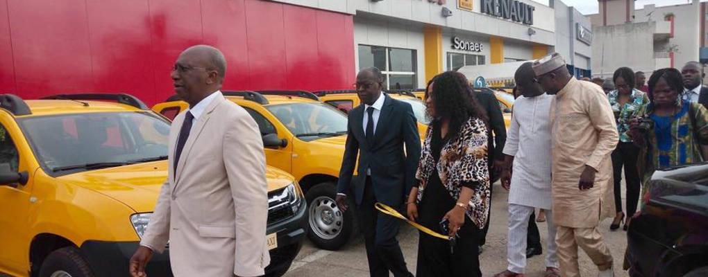 Projet Bénin Taxi : 50 voitures déjà disponibles