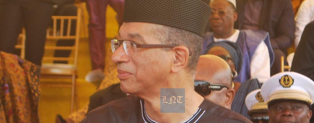 Diaspora : « La double culture n'est pas une condition facile. », dixit Lionel Zinsou