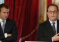 France : Hollande dénonce les « erreurs graves » de Macron