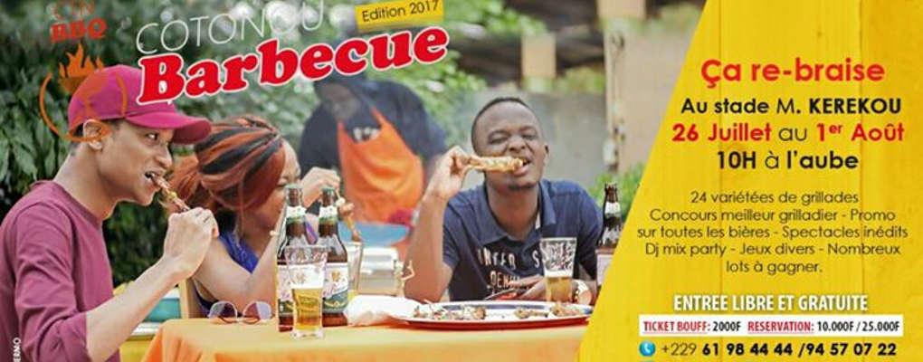 3e édition de ''Cotonou Barbecue'': Promouvoir et valoriser  l'art culinaire béninois