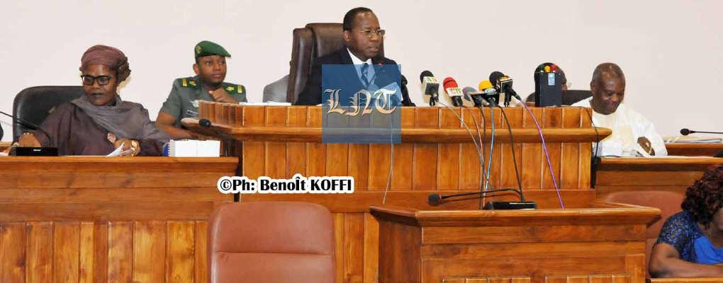 Bénin: Les députés ouvrent le 09 avril prochain la 1ère session ordinaire de 2018