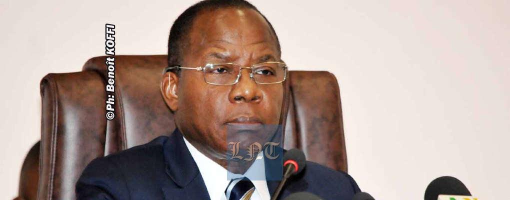 Bénin: Adrien Houngbédji condamné pour avoir encore violé la constitution