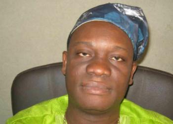 """Jean-Baptiste Hounguè, Président de """"Bénin en route"""", chargé de mission du Chef de l'Etat. Photo DR"""