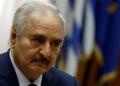 Libye : Haftar ferme la frontière algérienne