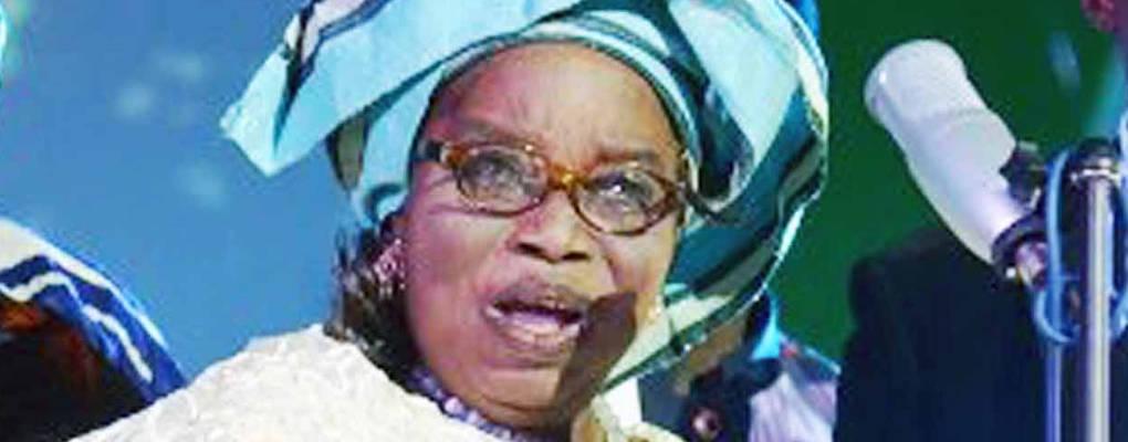 Bénin : La comédienne béninoise Marcelline Aboh s'est éteinte