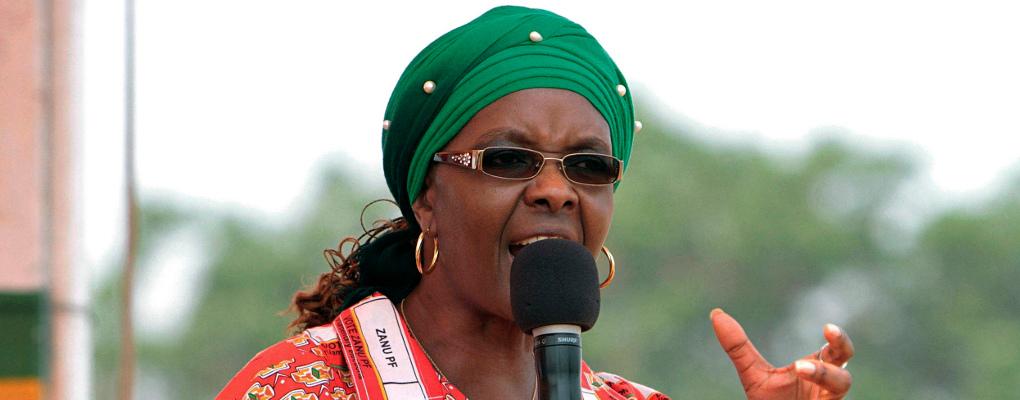 Direct / Zimbabwe: Grace n'est plus sur le territoire, Robert Mugabe assigné à résidence