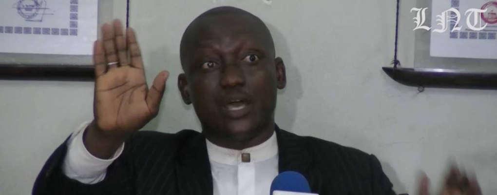 Bénin : Loth Houénou veut saisir le parlement pour la suppression du droit de grève aux enseignants