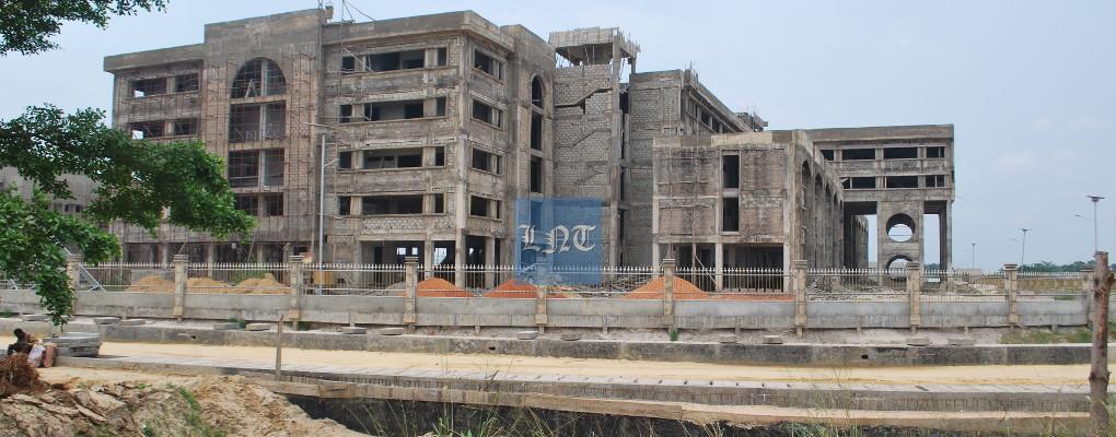 Nouveau siège de l'assemblée: Le plaidoyer du député David Gbahoungba