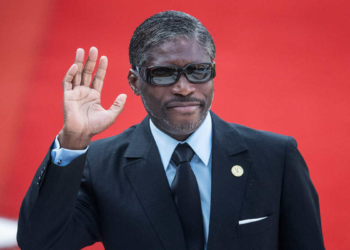 Teodorin Obiang (Michele Spatari/AFP via Getty Images)