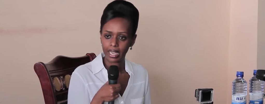 Rwanda : ce que l'on sait de l'arrestation de Diane Rwigara