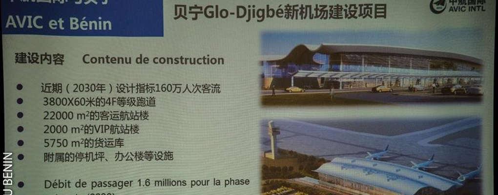 Bénin – Construction de l'Aéroport de Glo-djigbé : Le gouvernement associe l'aéroport de Paris